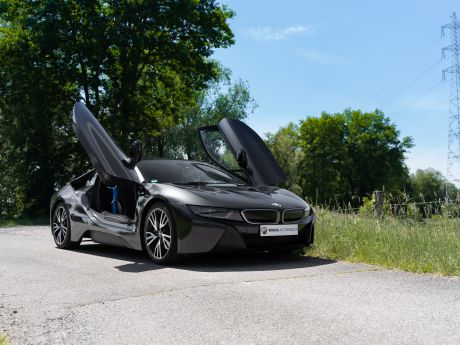 Shooting BMW i8