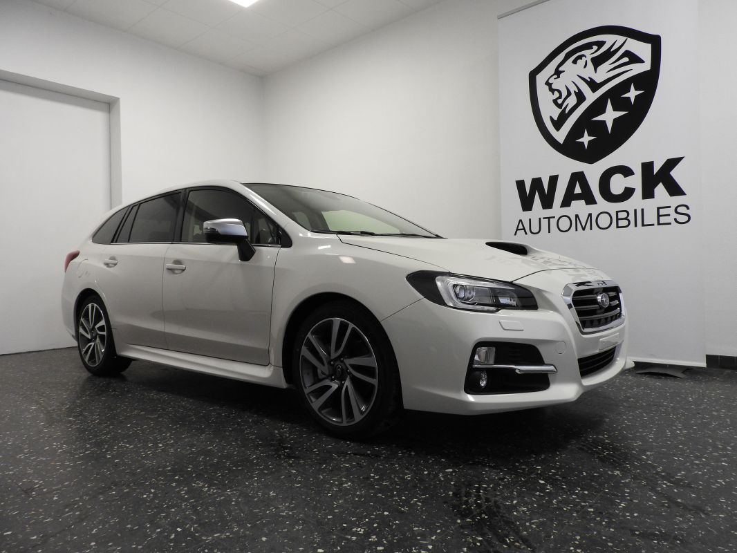 Subaru-LEVORG-1.6 TURBO EXCLUSIVE-EYESIGHT/LINEARTRONIC
